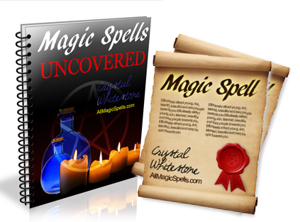 Free magic spells sample